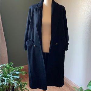 Vintage Wool Coat, EUC